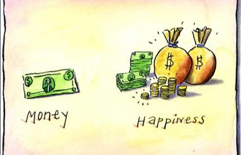Happiness: How much money do we need to be happy?