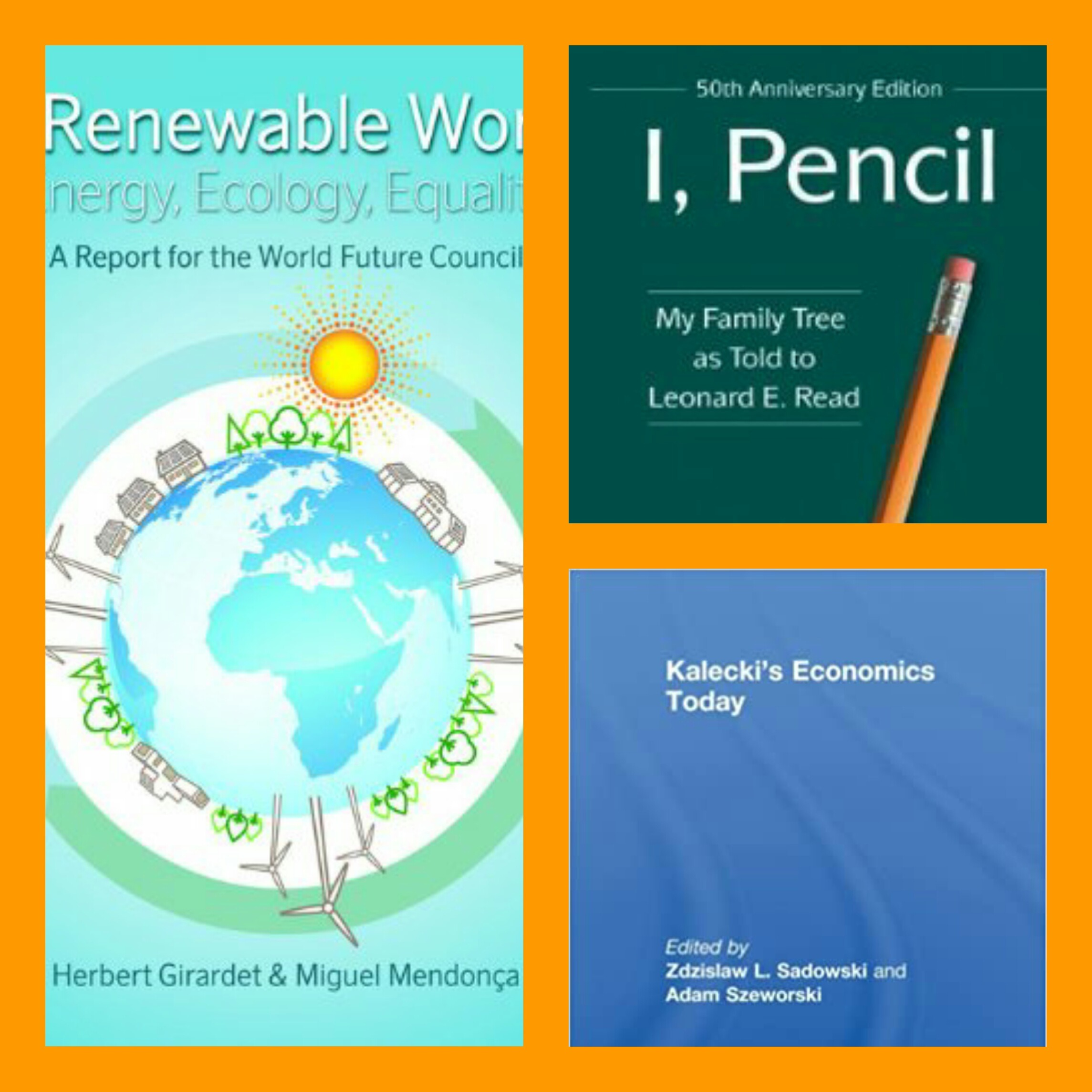 Free books of economics