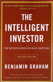 Best Books For Financial Analyst... The Intelligent Investor