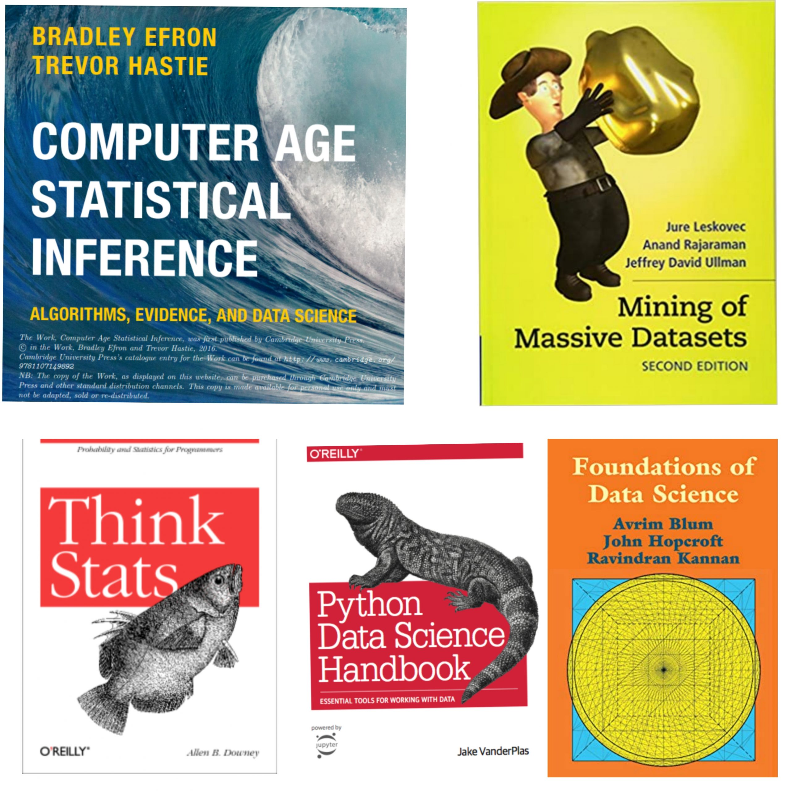 10 Excellent Free Data Science Books