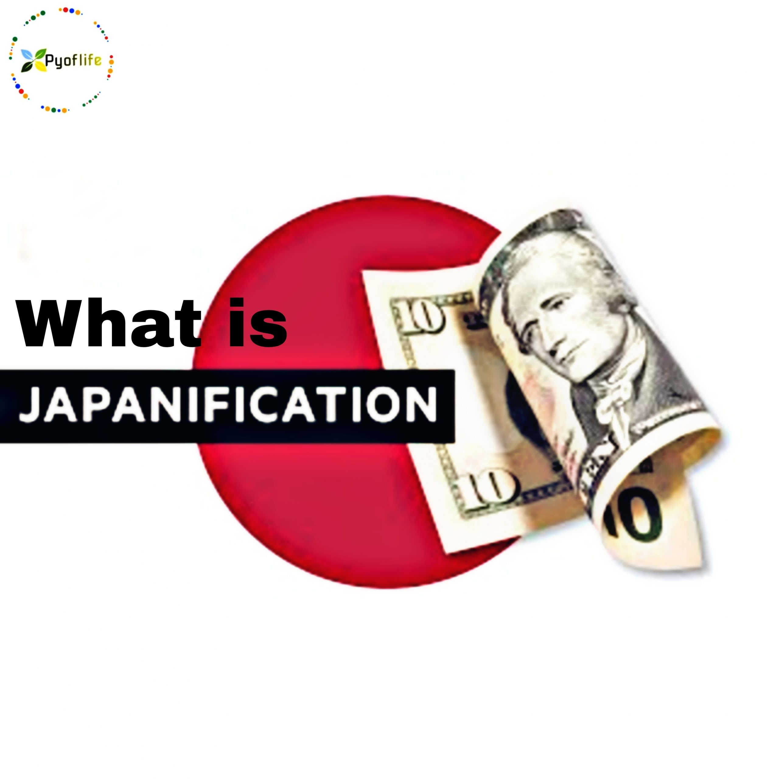 What is Japanification?